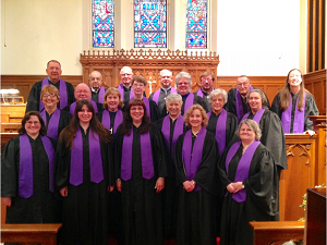Our Adult Choir