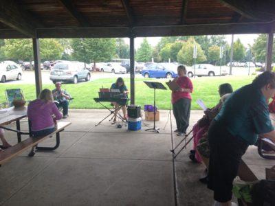 Church picnic1