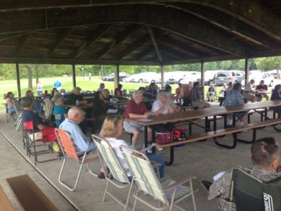 Church picnic2