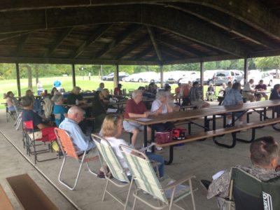 Church picnic2
