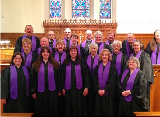 Our Adult Choir