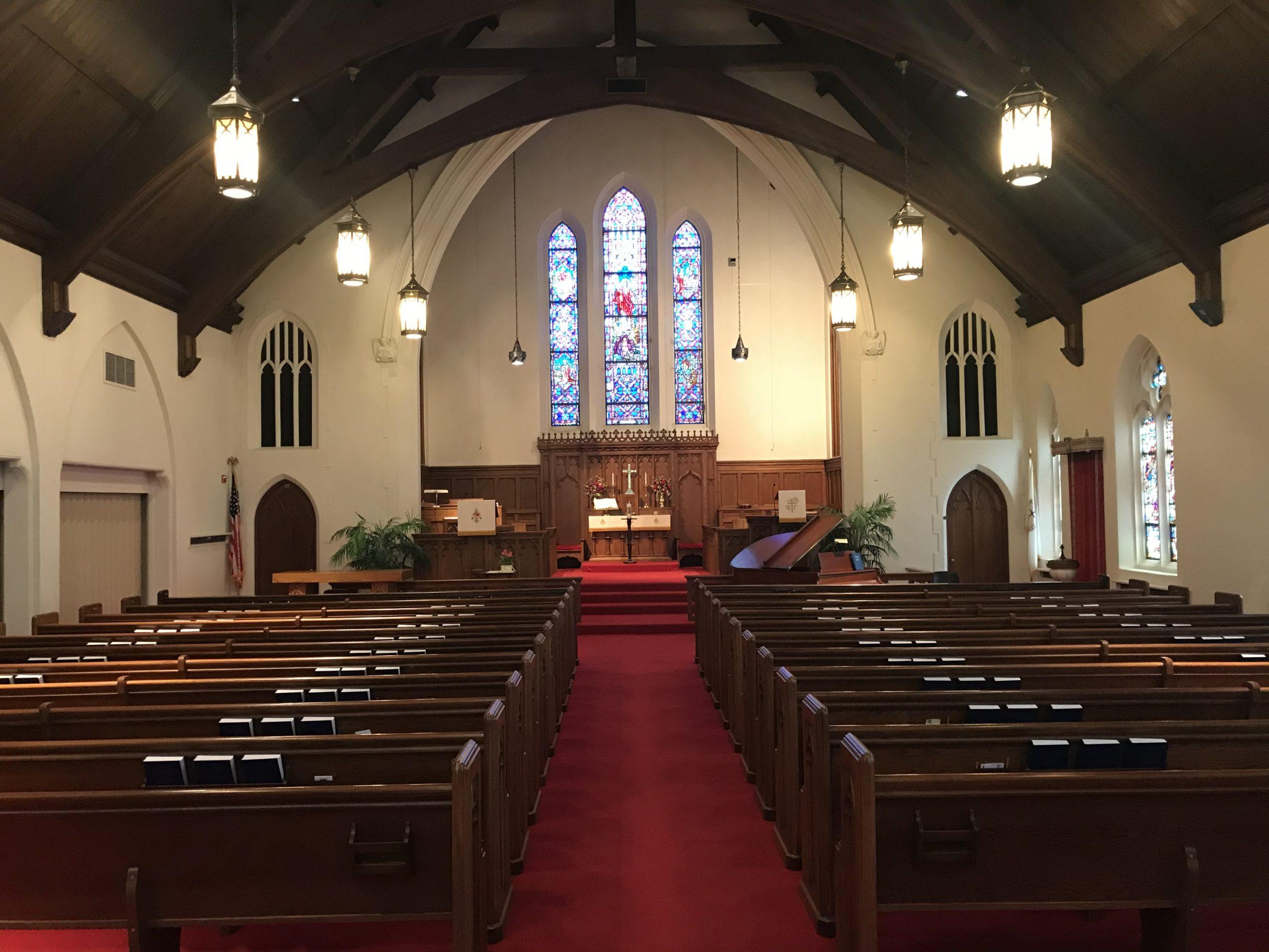 UCC Bethany Sanctuary