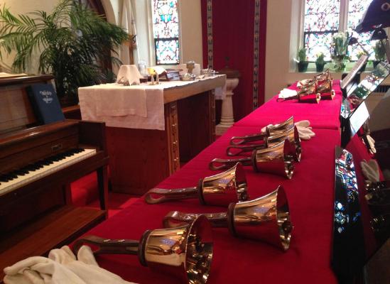 UCC Bethany Bell Choir